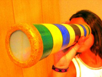El caleidoscopio de la creatividad